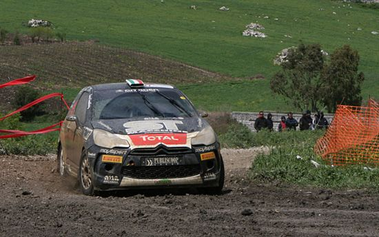 BP Racing monopolizza il podio del Citroen Racing Trophy al Rally Conca d'Oro