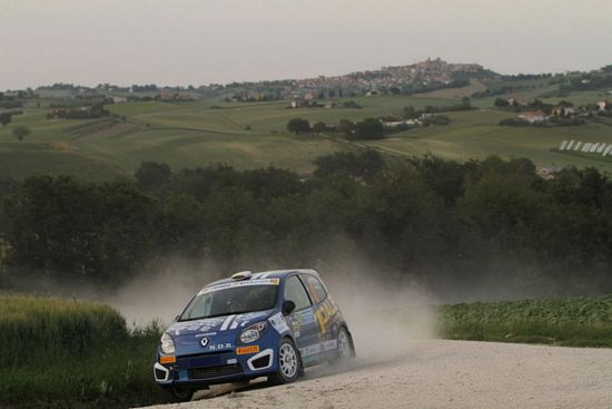 New Driver Racing al via del Campionato Italiano Rally