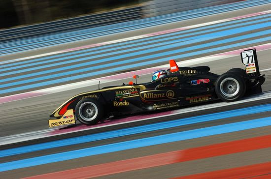 European F3 Open Doppietta ungherese per Dav Racing
