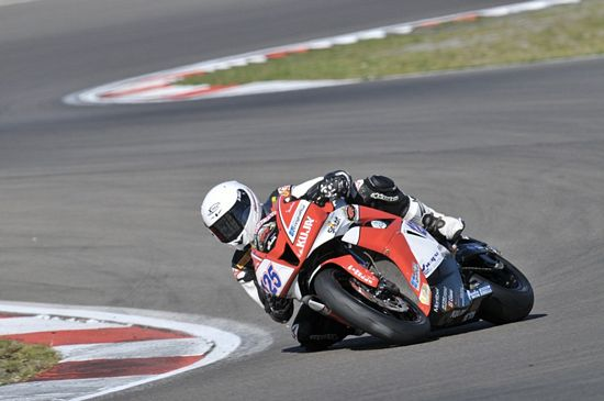 Mondiale Supersport Magny Cours Danilo Marracone Kuja racing