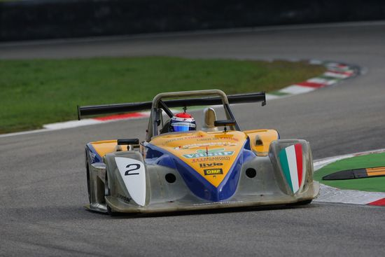 Prototipi Davide Uboldi in pole position di Monza