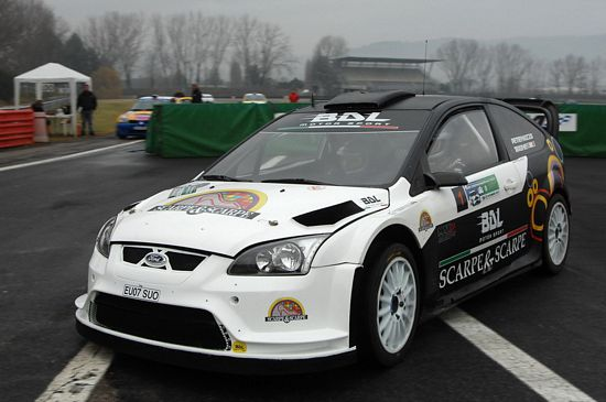 Rally Circuit Series 2012 - 2013