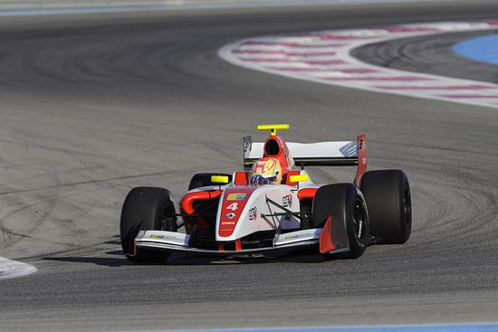 Test Formula Renault World Series circuito Paul Ricard