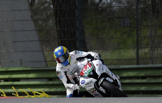 Qualifiche CIV Imola Team Italia
