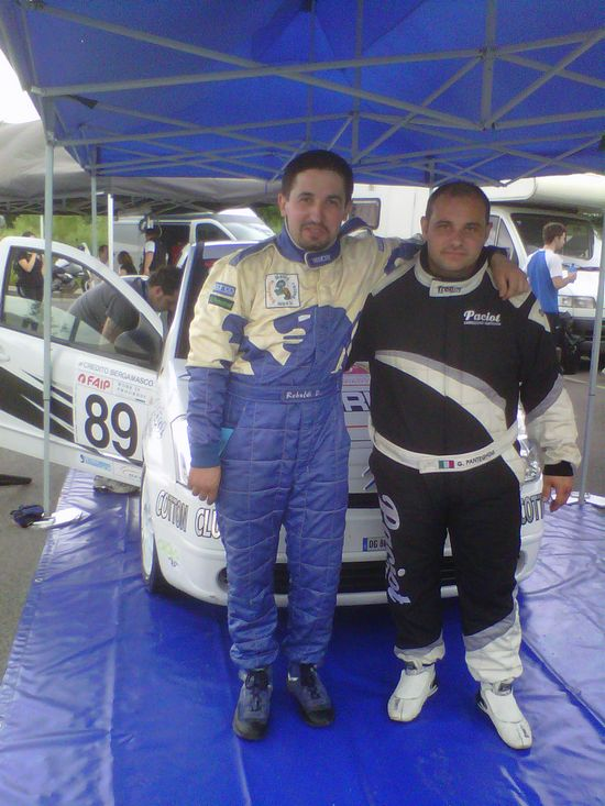 Le R2 del New Driver Racing seconde al Rally delle Prealpi Orobiche