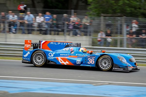 A PROMISING PERFORMANCE FROM ALPINE AND NELSON PANCIATICI!