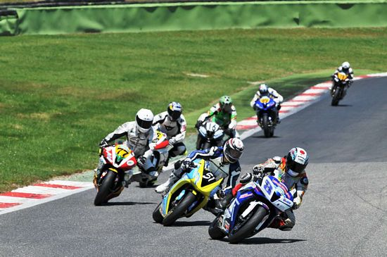 La Michelin Power Cup in viaggio verso il Mugello