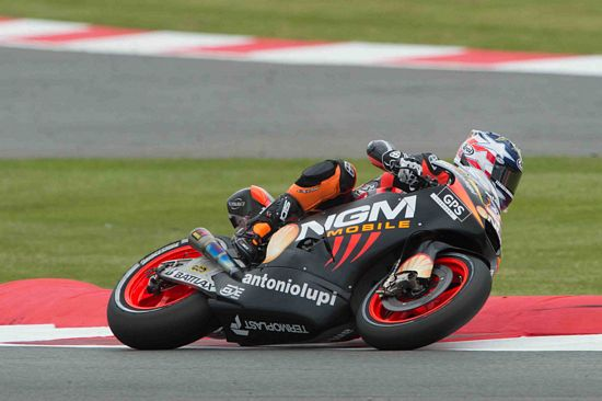 MotoGp Silverstone Colin Edwards