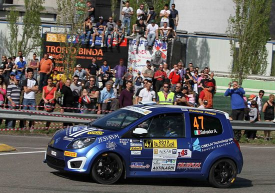 Power car Team al Rally Bellunese con 3 vetture