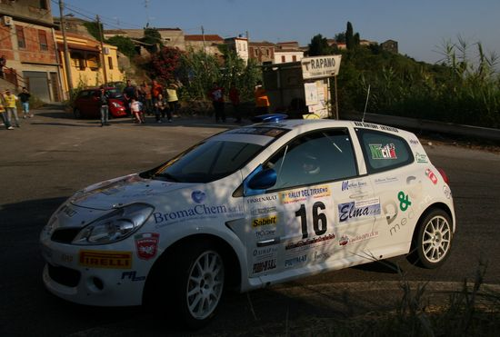 Rally del Tirreno 11 12 agosto