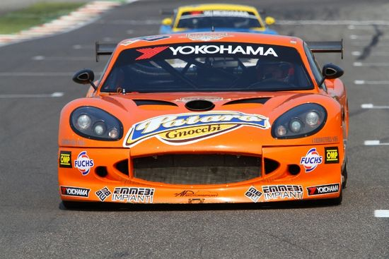 Trofeo Ginetta G50 GT Cup 2012, Happy Racer-Patarò