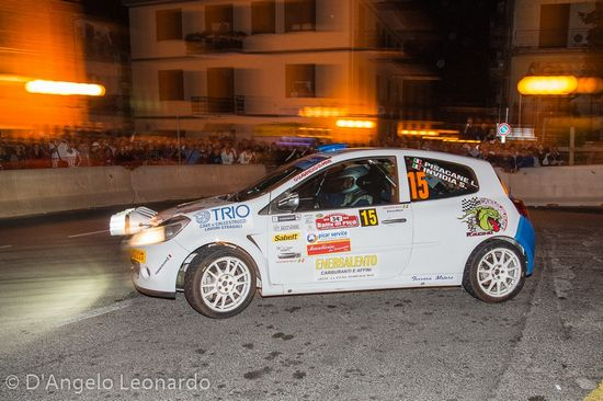 Al 1°Junior Rally Show la Casarano Rally Team vince la Coppa Scuderie