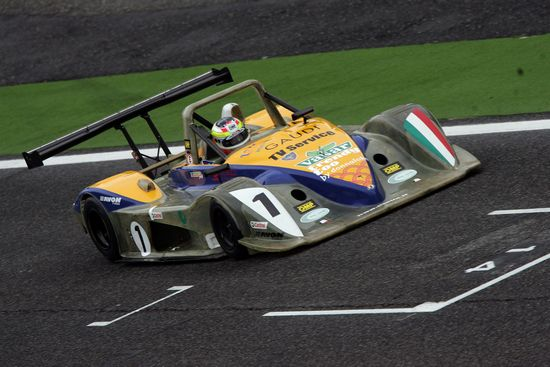 ACI-CSAI Racing Week End Vallelunga sabato 15 settembre