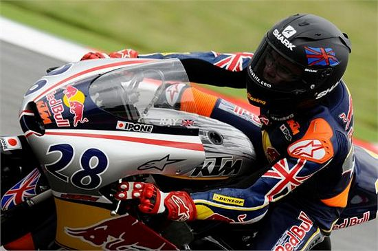 Qualifiche Red Bull MotoGP Rookies Cup Misano Bradley Ray