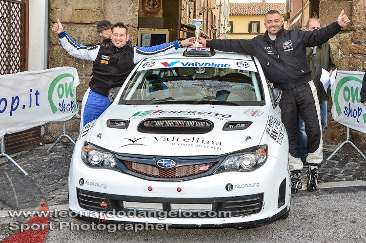 Grande rimonta di Loris Ghelfi e Gianluca Marchioni al Junior Rally