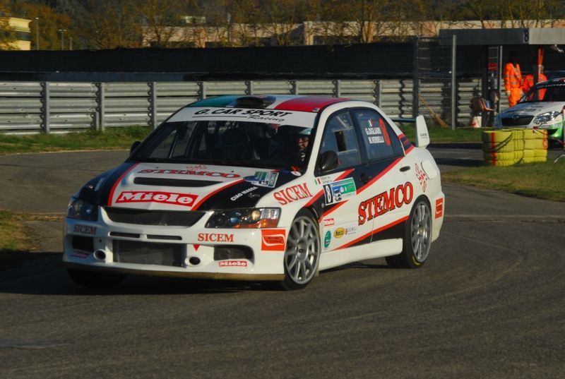 "OGLIARI E ""COBRA"" IN GARA AL 1° MISANO RALLY EVENT"