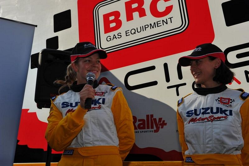 Stéphanie Le Coultre pilota Butterfly Motorsport si piazza al 15 nella classifica Mondiale del WOMEN WORLD RALLY RANKING 2012