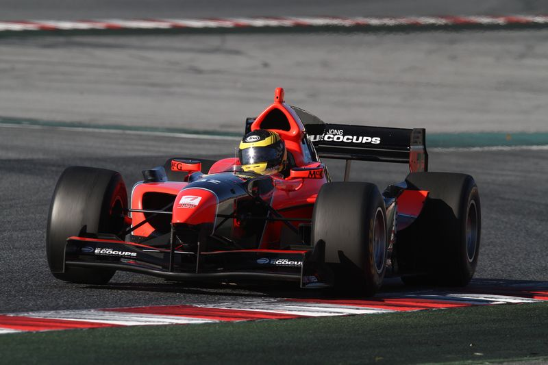 AutoGp Team Ghinzani e MP Motorsport impegnati nei test