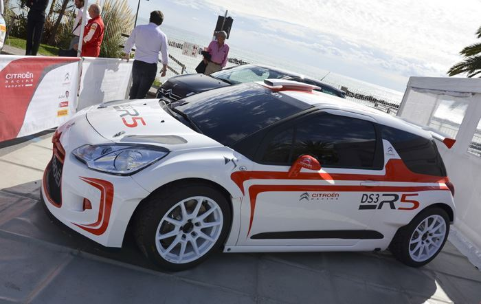 Due Citroen DS3 R5 per la Procar Motorsport nel 2014