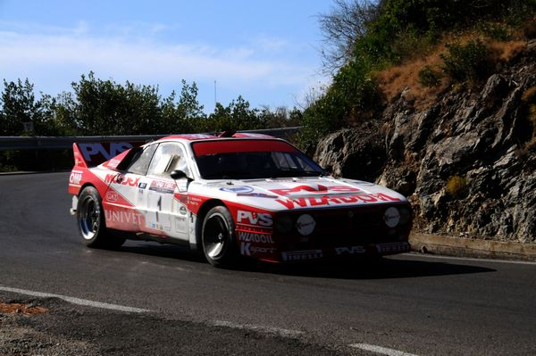 120 iscritti Rally Club Isola Vicentina Rally Campagnolo