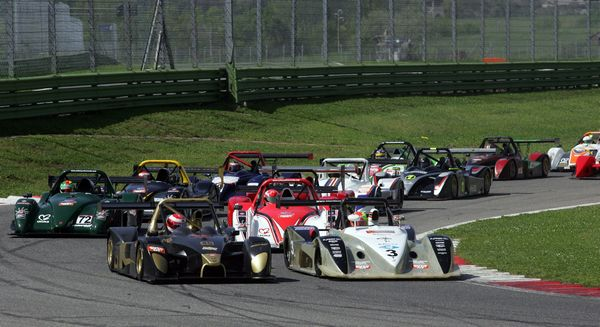 Il secondo ACI Racing Weekend in scena a Vallelunga