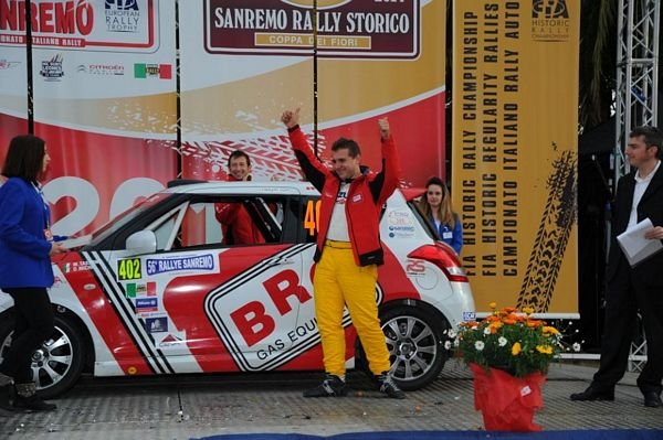 BRC Junior Team e Butterfly Motorsport al Targa Florio con Michele Tassone