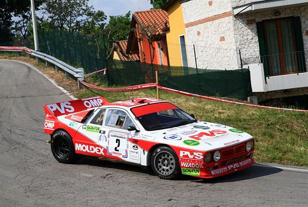 Targa Florio Historic Rally