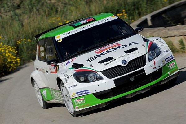 Campionato Italiano  Rally Due Valli