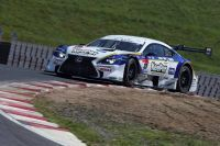 Andrea Caldarelli insegue la leadership del SUPER GT
