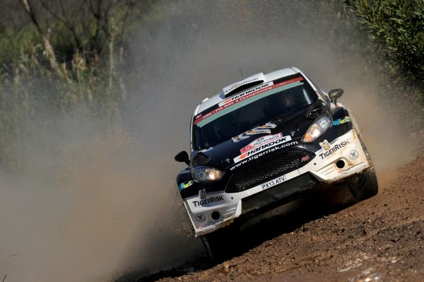 MV MOTORSPORT E MC CORMACK AL RALLY D'ITALIA