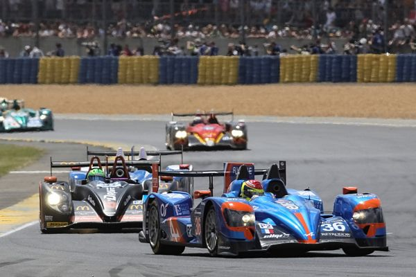 ALPINE AND NELSON PANCIATICI STEP UP ON THE PODIUM