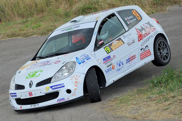 "POWER CAR TEAM: CINQUE VETTURE AL ""MARCA"", DELECOUR AL VIA IN TRANSILVANIA"