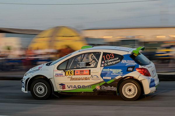 POWER CAR TEAM AL SUCCESSO IN ROMANIA CON DELECOUR