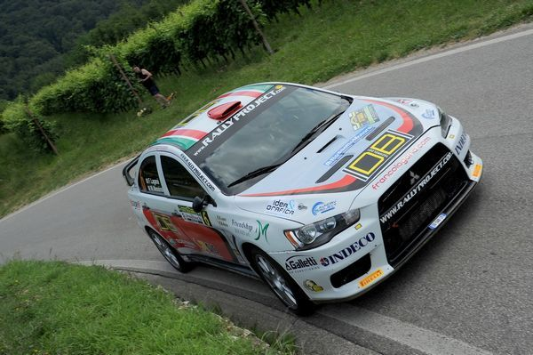 RALLY PROJECT E FRANCO LAGANA' - 3 AL   TITOLO