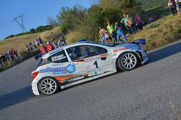 ERTS-Hankook Competition: sesta vittoria assoluta in Valdicecina