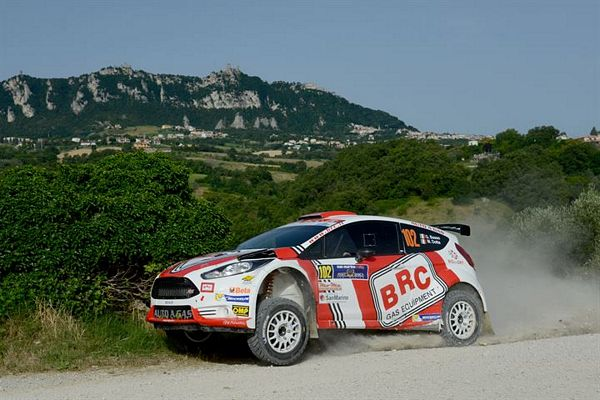 San Marino Rally le ultime due prove
