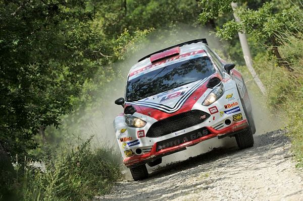 45°Rally San Marino Rally 14 PS per l
