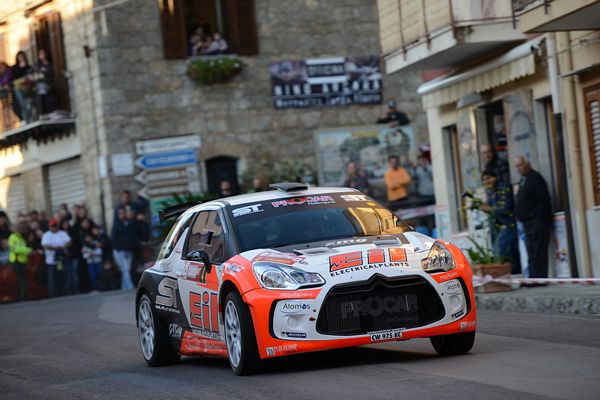 RUDY MICHELINI AL VIA IN CASENTINO: OBIETTIVO TEST CON LA CITROËN DS3 R5