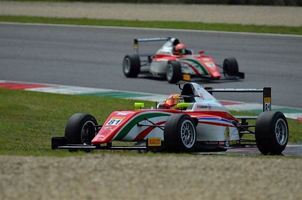 A Monza il sesto e penultimo appuntamento dell'Italian F.4 Championship Powered by Abarth