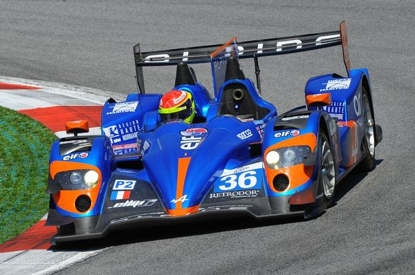 VICTORY FOR ALPINE AND NELSON PANCIATICI