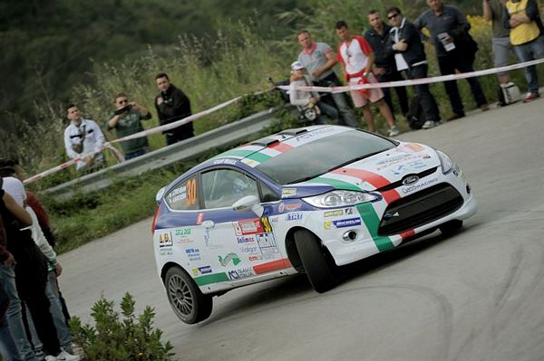 Il Team Ford Racing al 50° Rally del Friuli