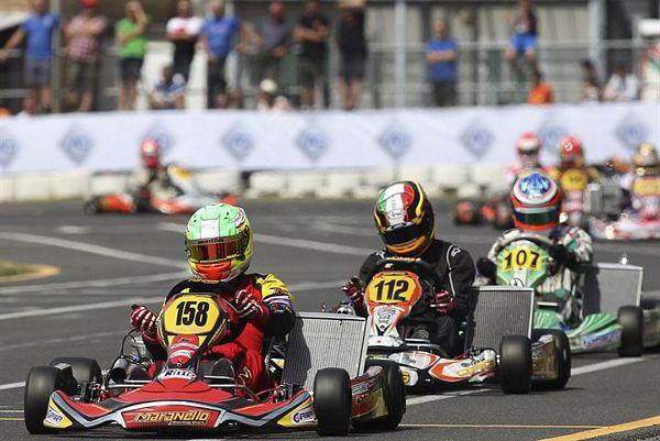 Circuito Ortona : Il campionato italiano aci csai karting riparte da ortona