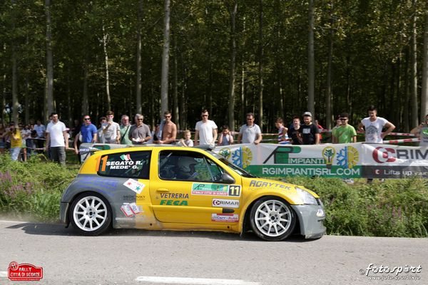 Rally Città di Scorzè amaro per Pr Group
