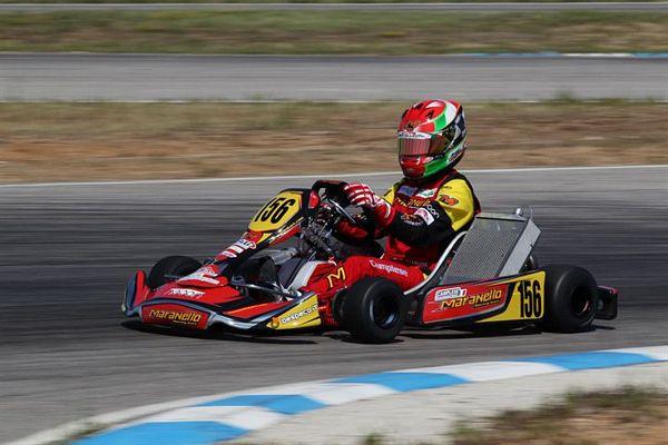Circuito Ortona : A ortona il campionato italiano aci csai karting per la