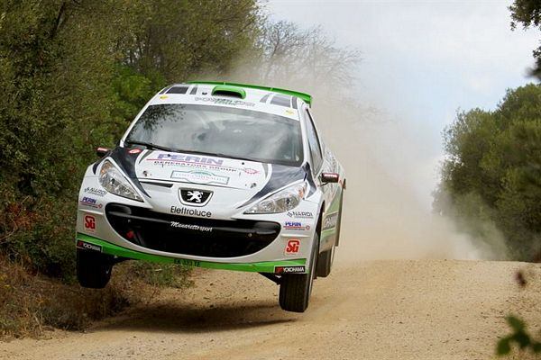 Rally Costa Smeralda verso il via
