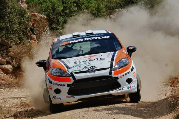 ERTS Hankook Competition in fermento nei rallies italiani