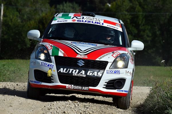 BRC Junior Team e Butterfly Motorsport: primi nel Suzuki Rally Trophy secondi nel Trofeo R1