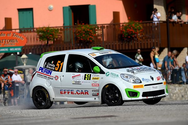 "Power car team all'ultima ""tricolore"": Andrea Carella all'attacco"