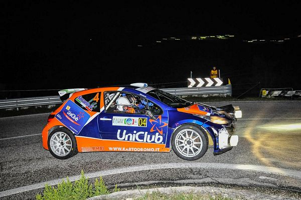 Casarano Rally Team: In quattro sul podio al Rally Porta del Gargano
