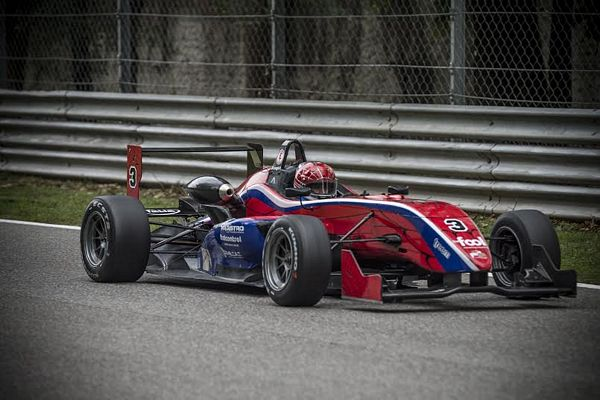 Qualifiche Formula 2 Italian Trophy Monza Piero Longhi in pole